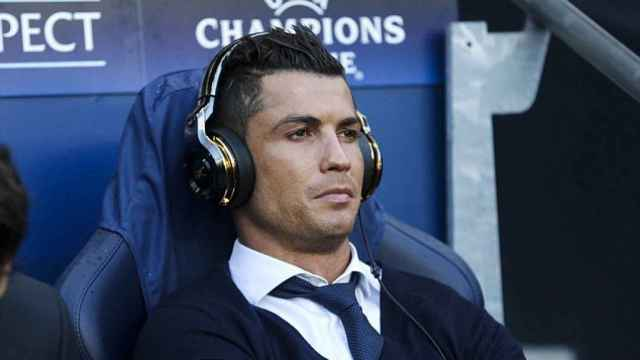 A Cristiano Ronaldo también le dan calabazas