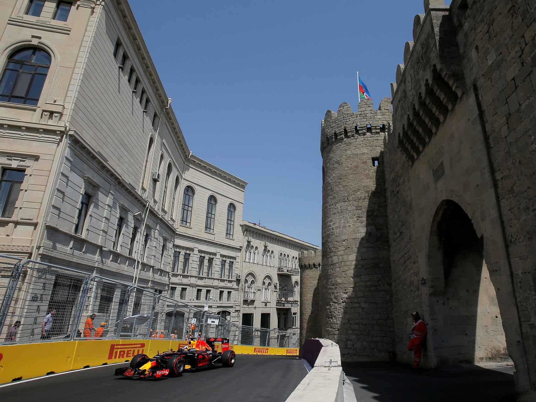 Siga en vivo el Gran Premio de Europa de F1
