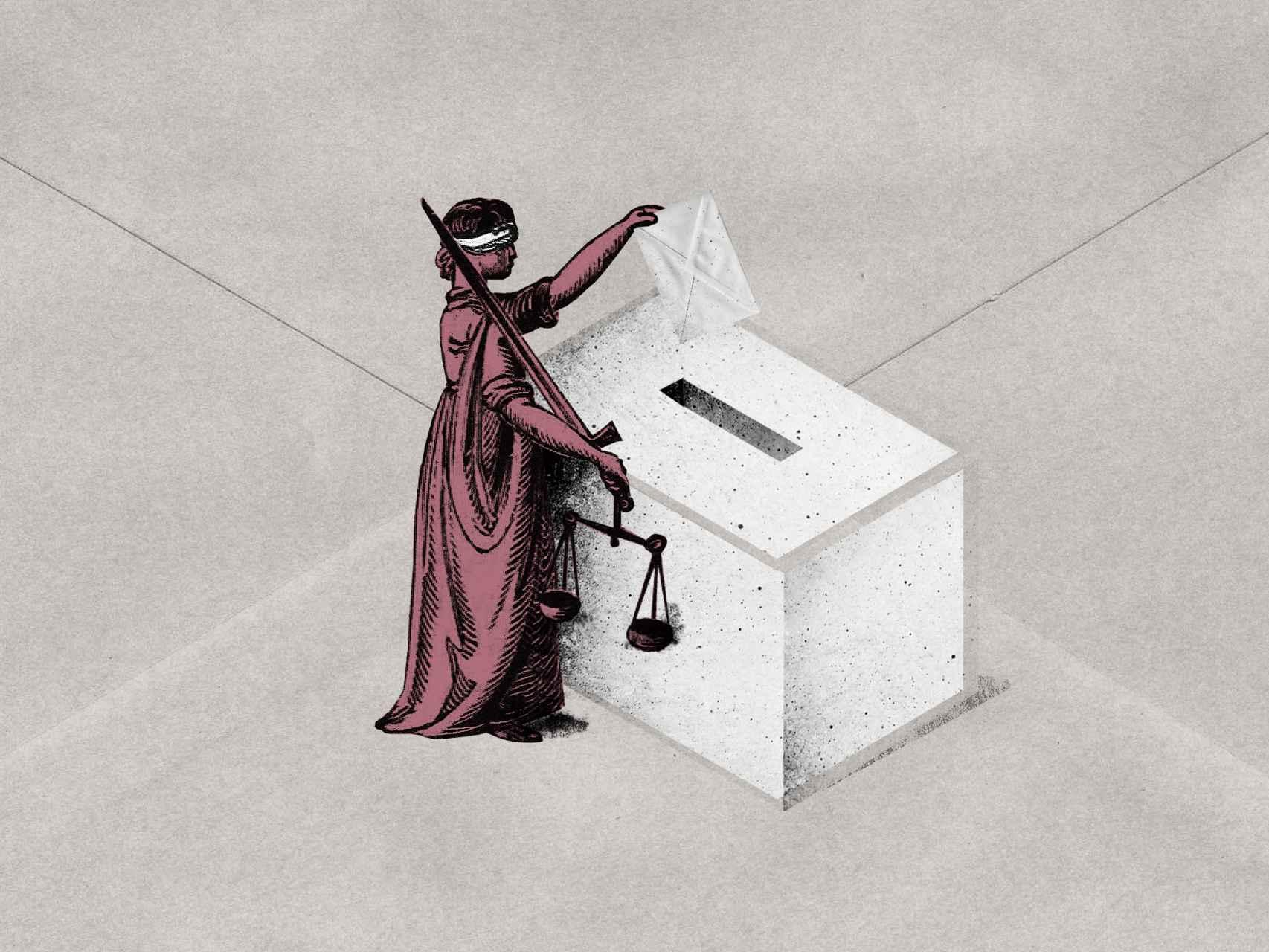 Votos por la Justicia ante el 26-J