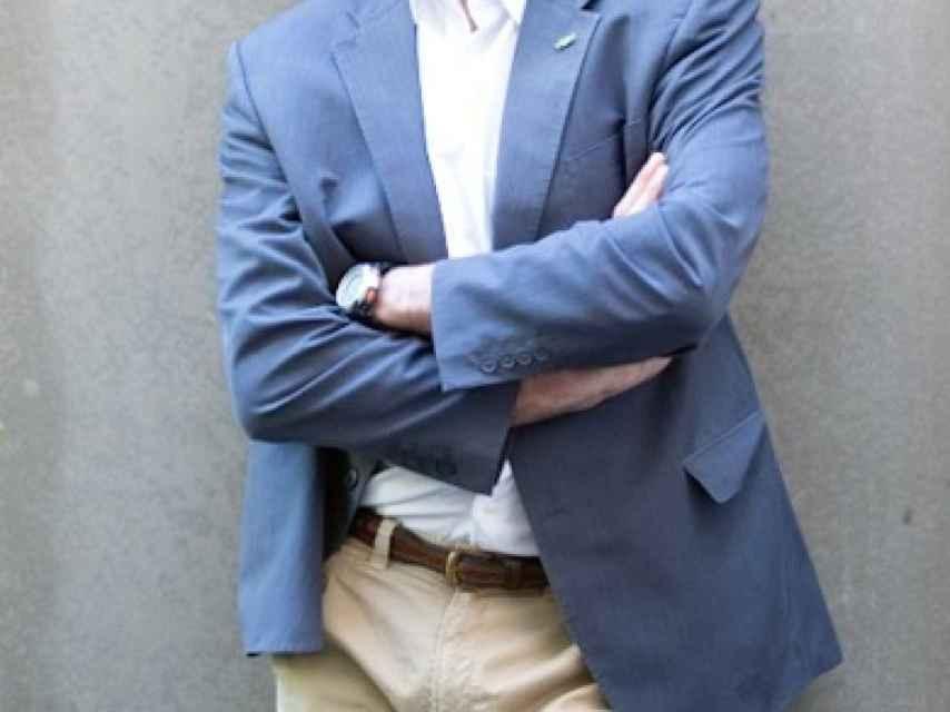 Javier Ortega, secretario general de Vox.