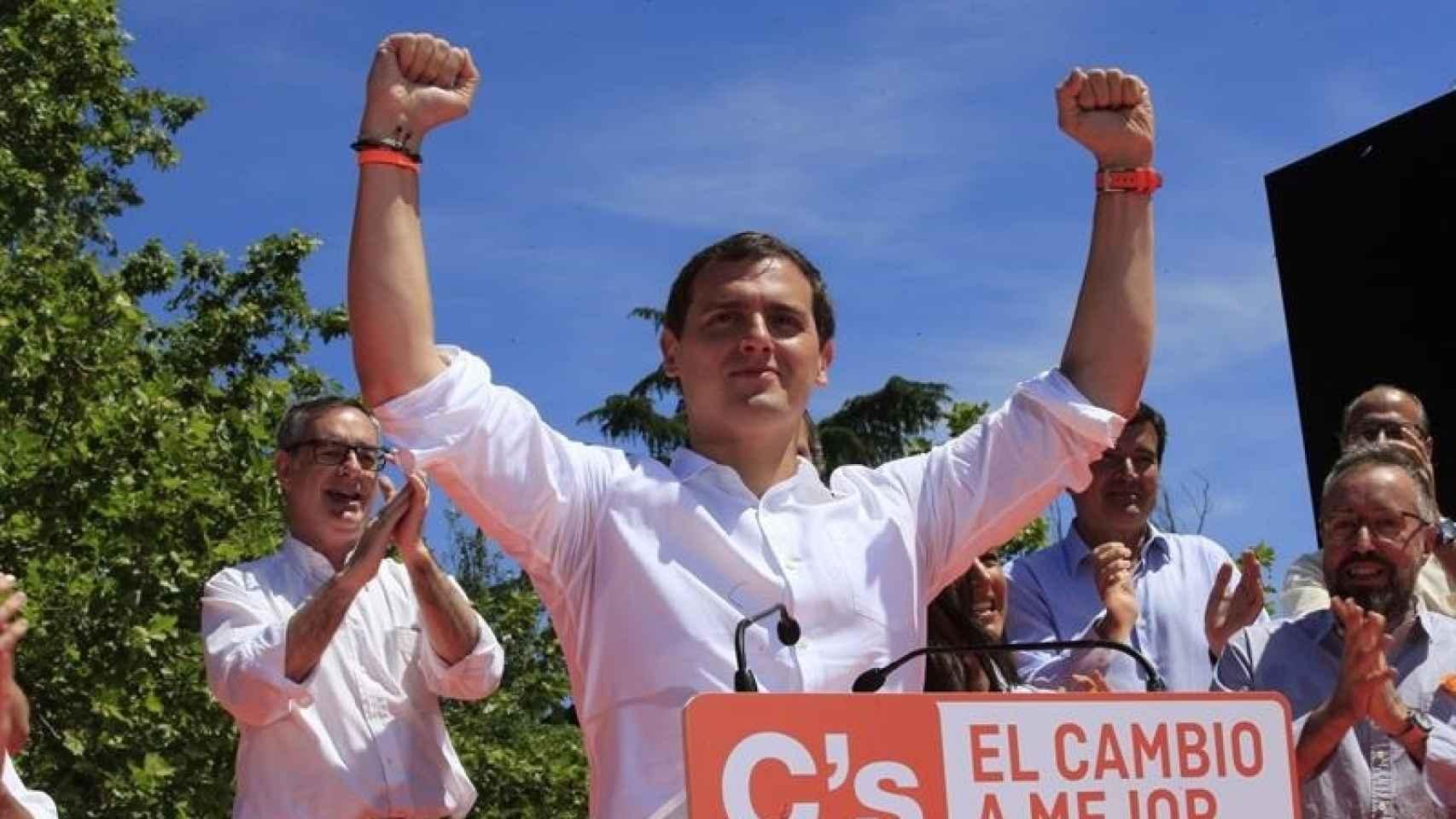 El presidente de Ciudadanos/Zipi/EFE