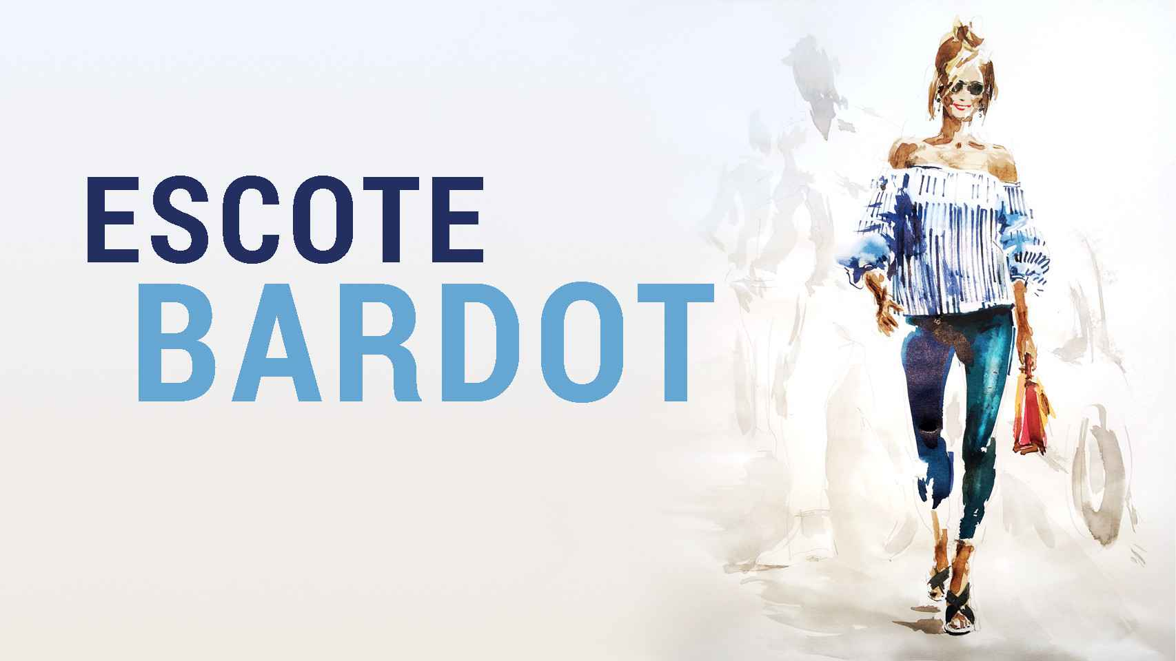 Tendencia II: Escote Bardot.