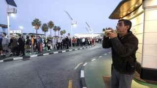 El miedo a que la relación de frontera se recrudezca impera en Gibraltar y alrededores.