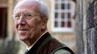Norman Tebbit en Oxford.