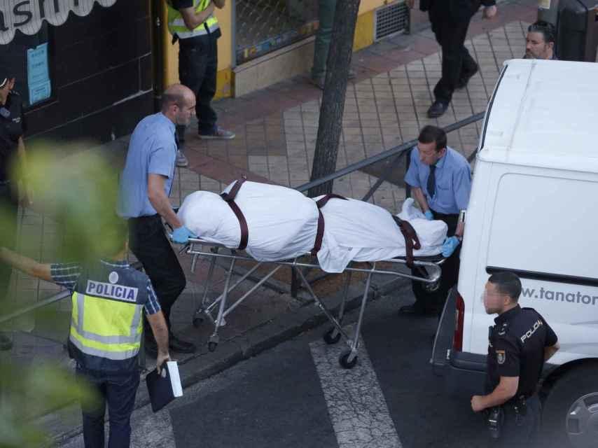 TRES PERSONAS MUEREN DE FORMA VIOLENTA EN UN DESPACHI DE ABOGADOS DE MADRID