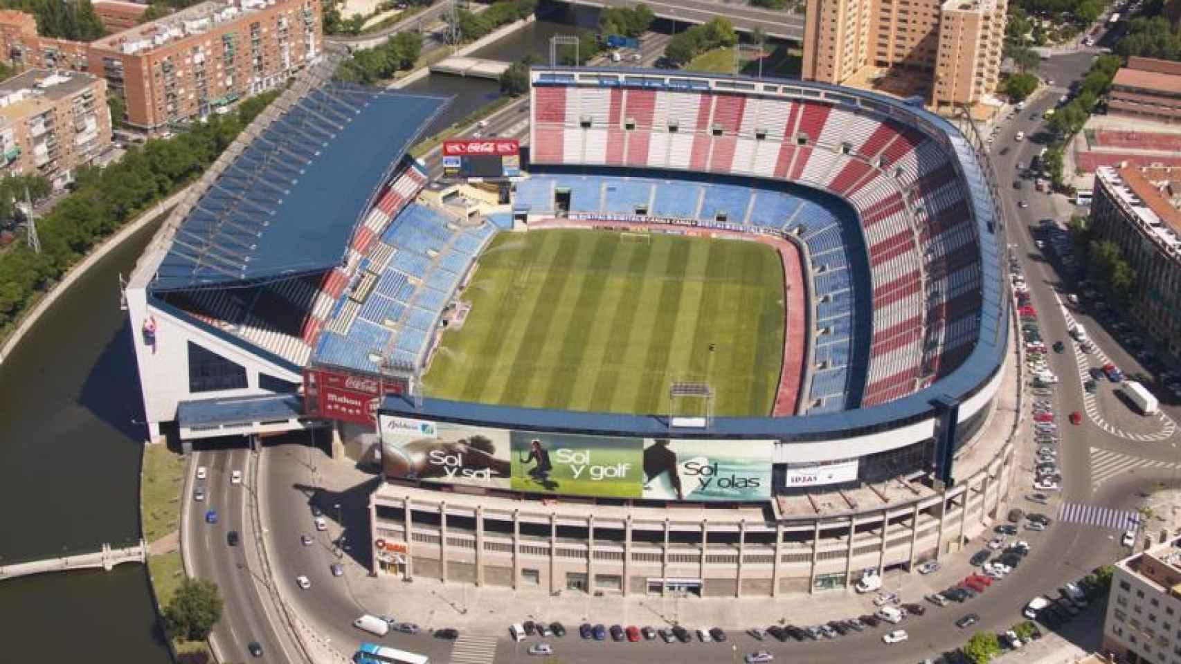 La Operación Calderón está a punto: el Atlético de Madrid jugará en La Peineta en agosto de 2017