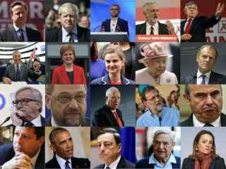 Reino Unido acude a las urnas para escoger su futuro mientras Europa observa.