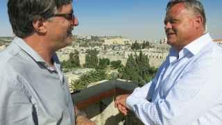 Castrillo Mota de Judíos se ha hermanado con una localidad israelí.