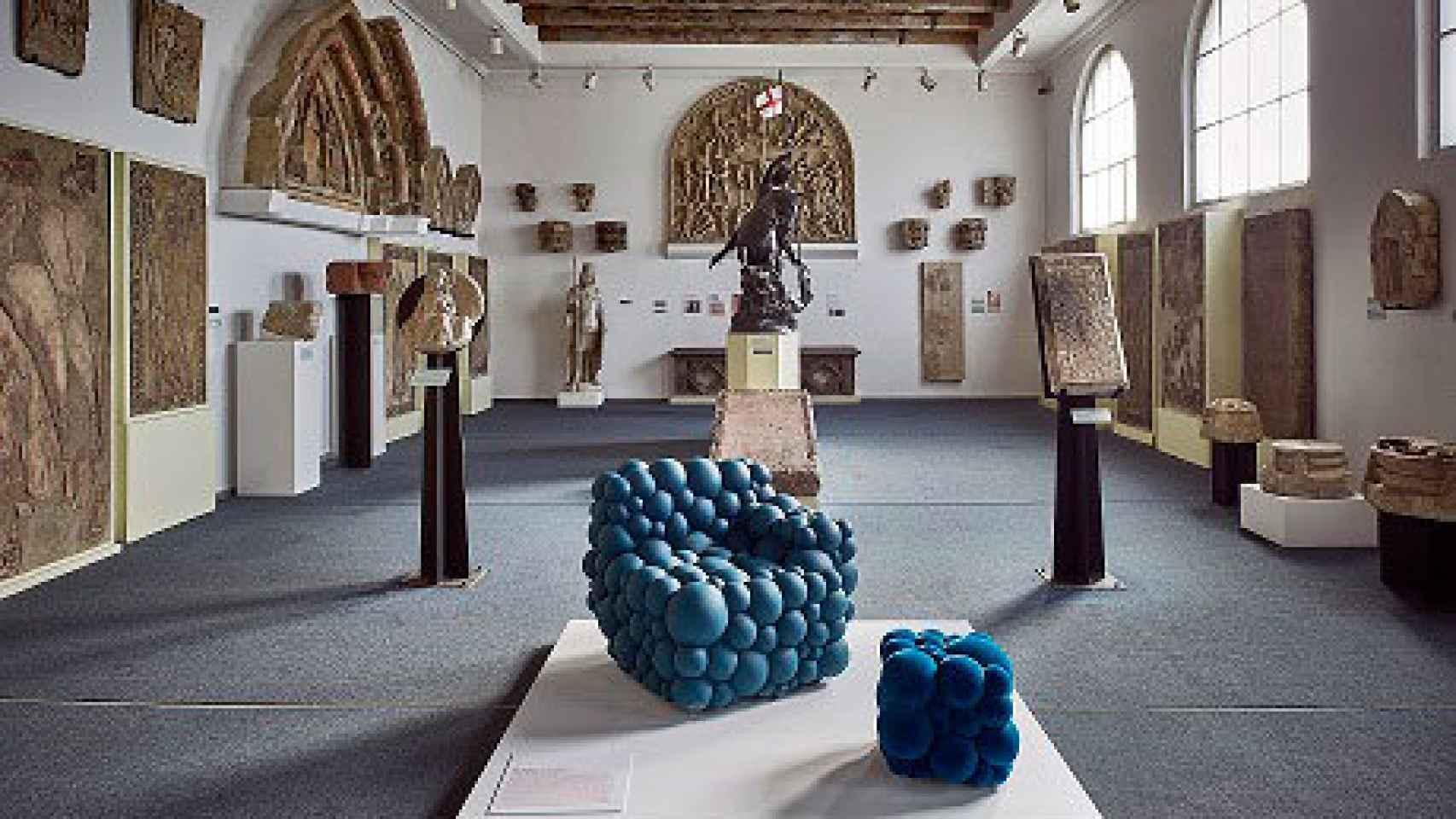 Muestra de la Bienal Internacional de diseño clásico de Brno.