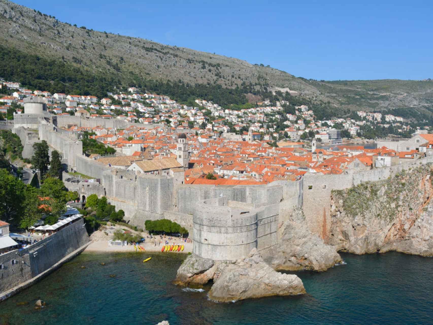 Dubrovnik, un destino cada año más en alza.