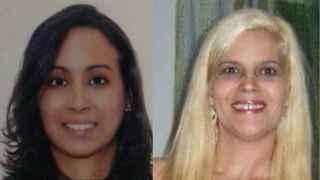 Elizabeth y Maritza, dos de las víctimas del crimen de Usera.