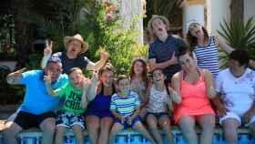 TEn estrena 'Guiris en familia', un reality grabado en Marbella