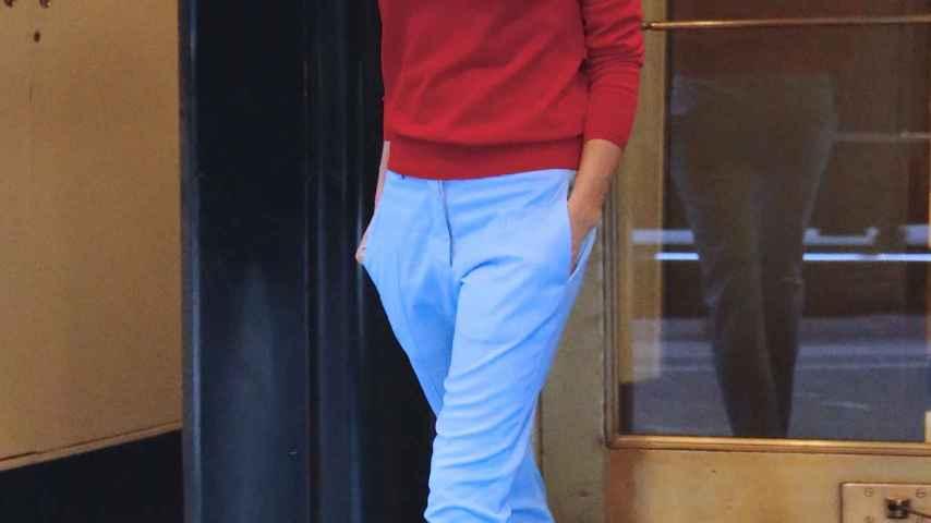 Victoria Beckham vuelve a lucir juanetes