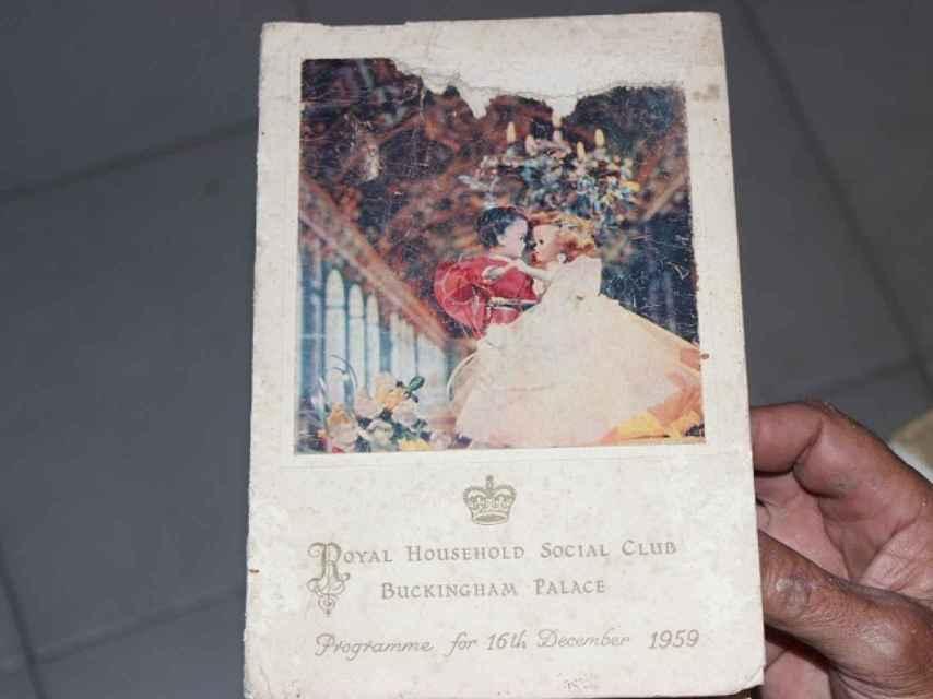 Aurora rechazó una invitación para la fiesta de Navidad de Buckingham Palace