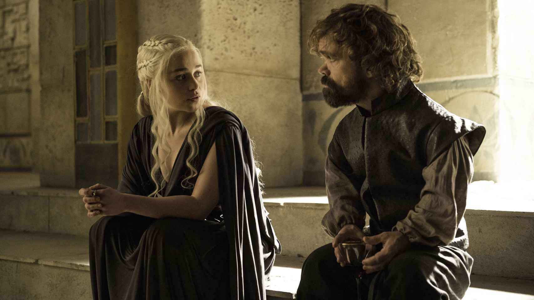 Toca volver a casa, Daenerys