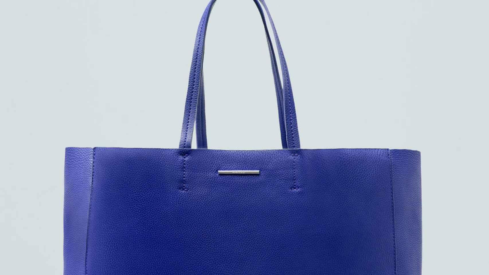 Shop Bag de Mango (25,99 Euros)