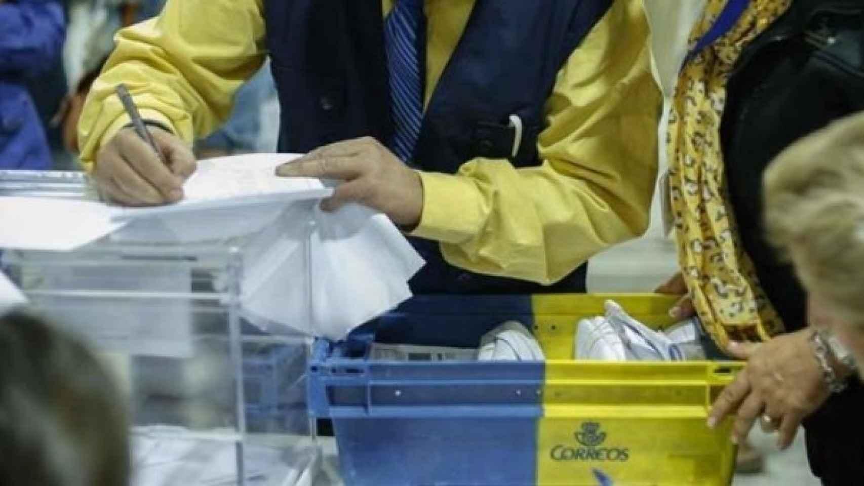 Correos ha gestionado el mayor número de solicitudes de voto por correo de la historia electoral en España
