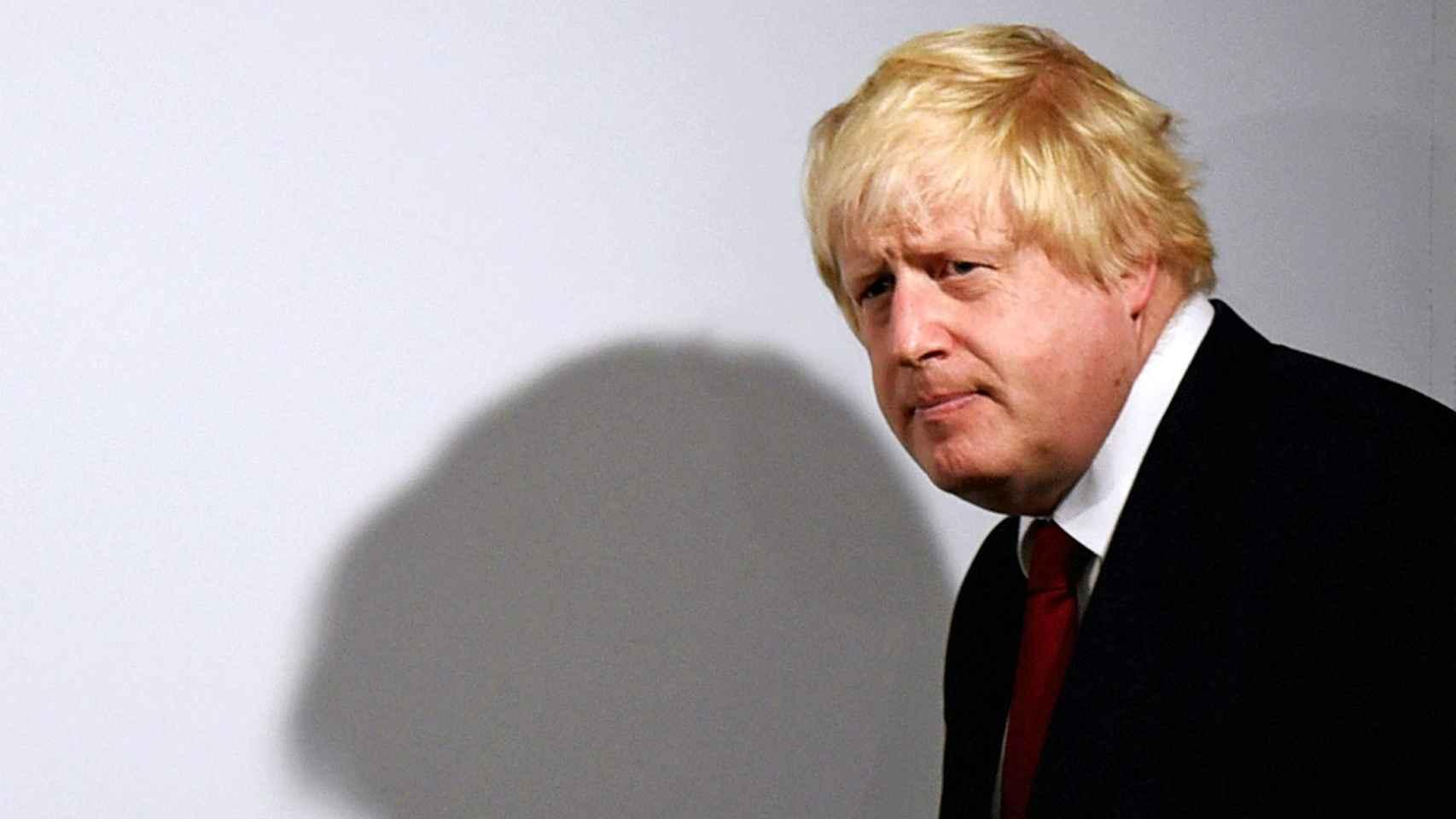 Johnson es el favorito a suceder a Cameron.