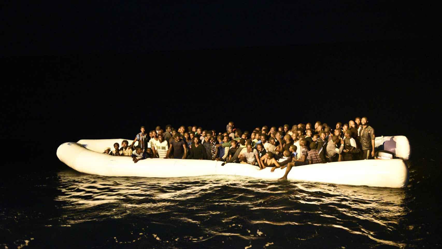 MSF rescataa más de 2.000 personas en el Mediterráneo en 36 horas