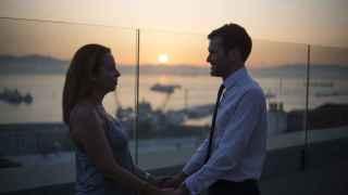 Damon Bossino y su esposa Rosa Arrimadas.
