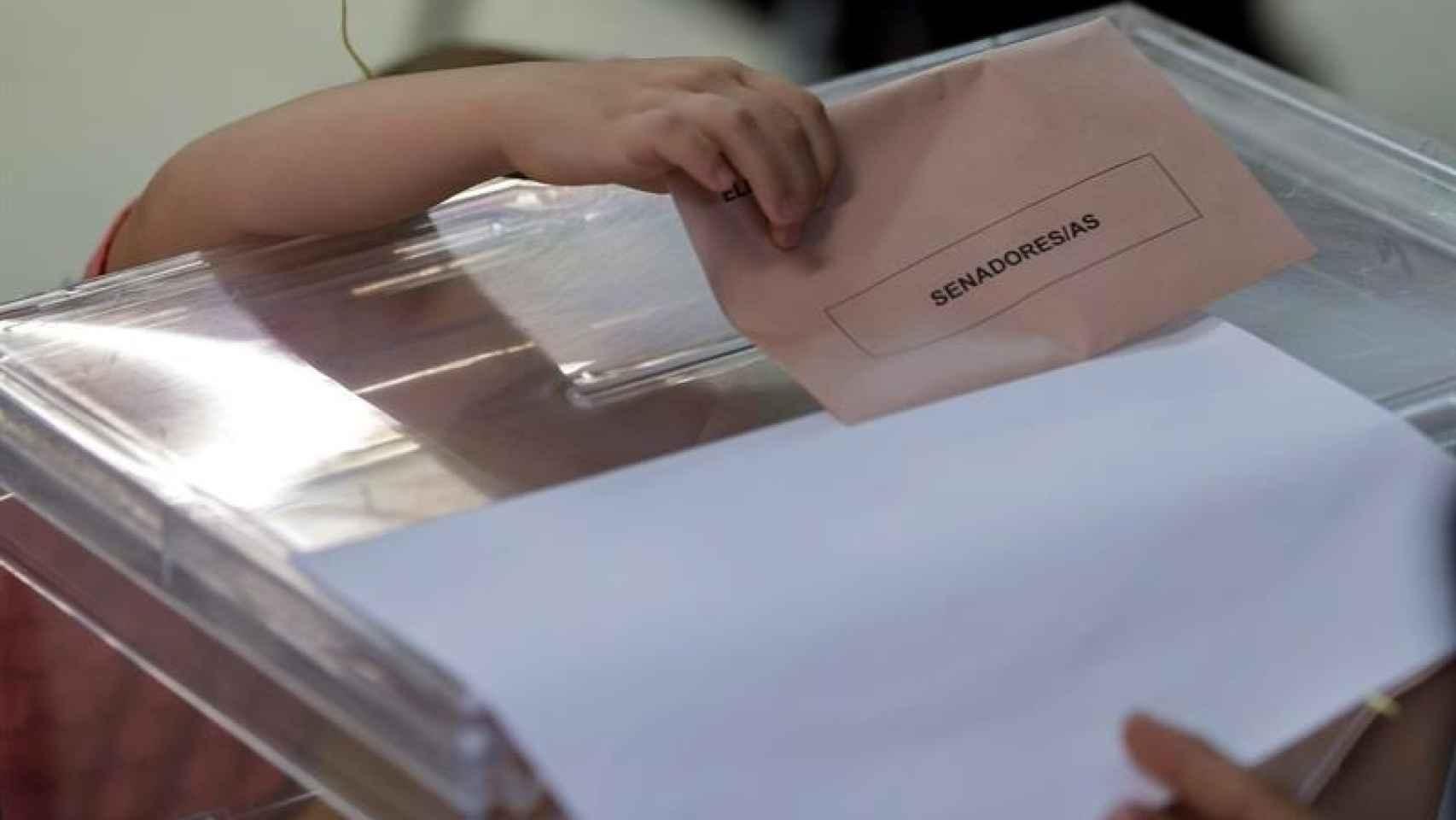 Votaciones el 26-J/Julio Muñoz/EFE