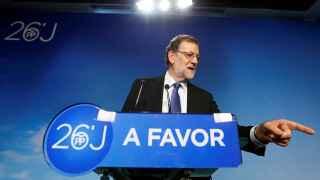 Rajoy y el circo de dos pistas