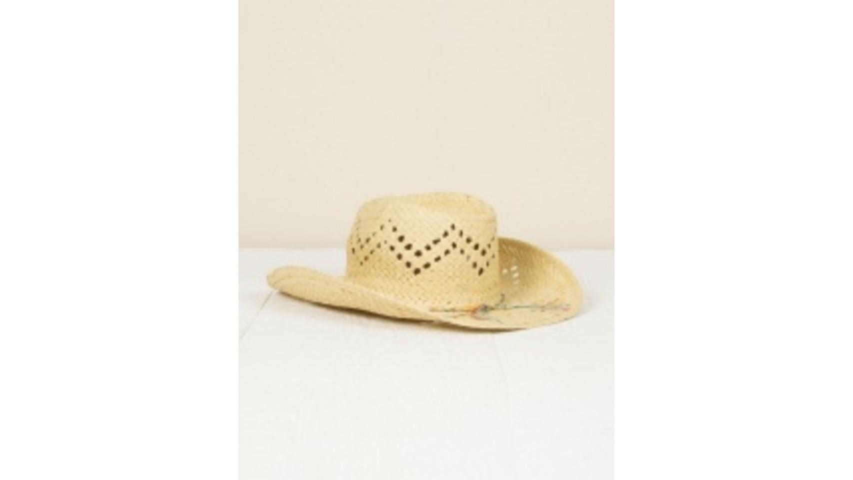 Sombrero cowboy  Natura (14,90 Euros).