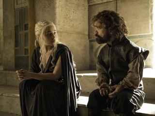 Daenerys y Tyrion  juntos hasta el final
