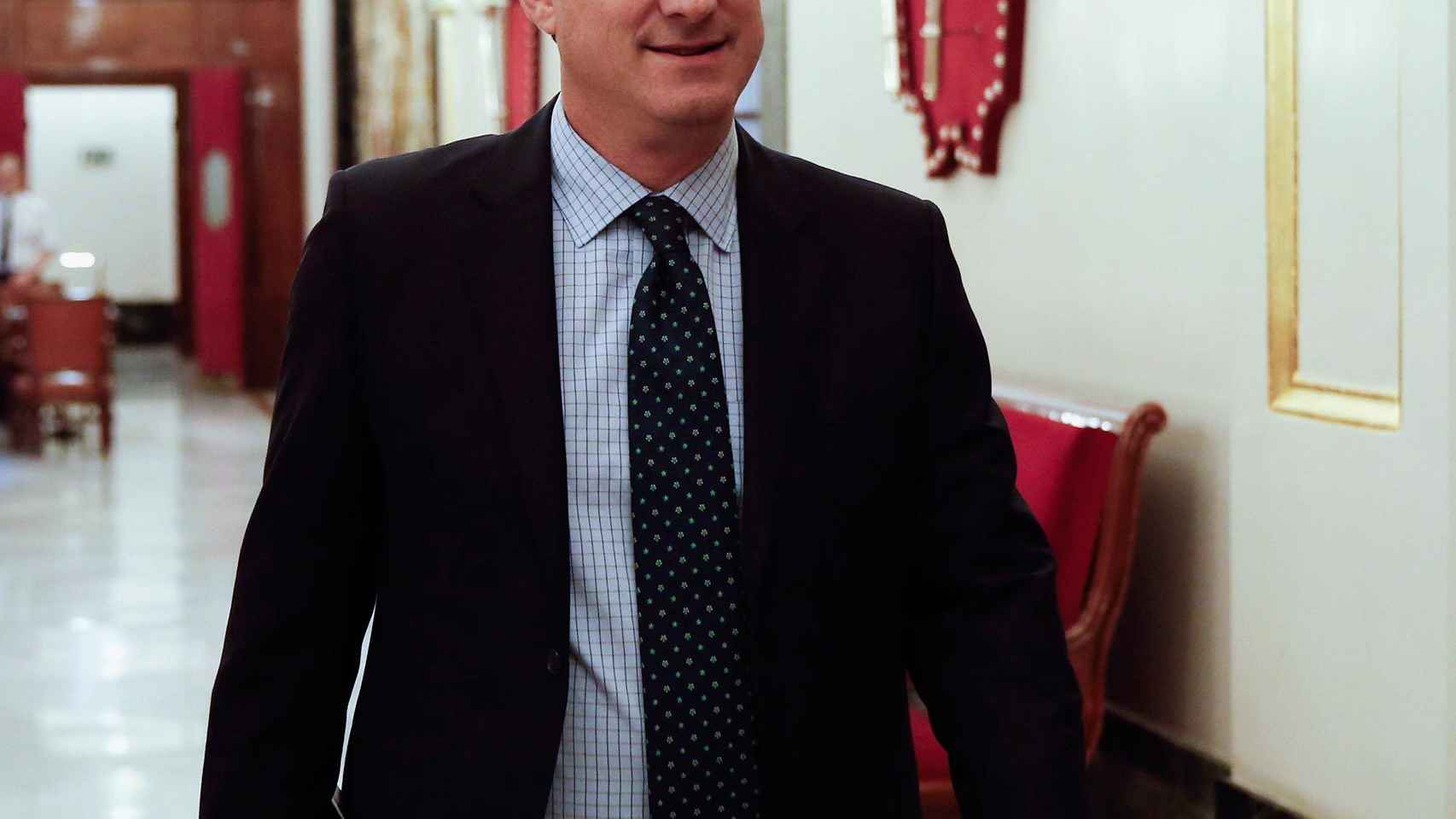 Ignacio Prendes, diputado de Ciudadanos.