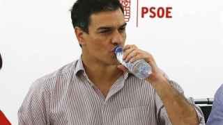 El secretario general del PSOE, Pedro Sánchez/Paco Campos/EFE