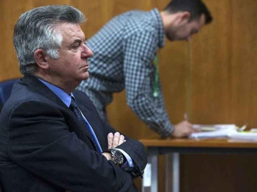 Juan Antonio Roca, ex asesor del Área de Urbanismo del Ayuntamiento de Marbella.