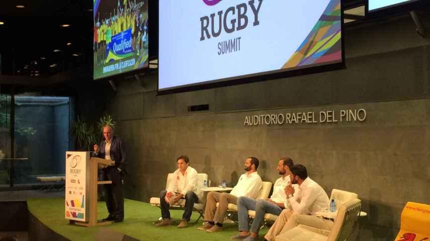 Spain Rugby Summit