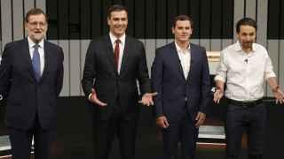 Rivera telefonea a Rajoy y Sanchez para iniciar una negociación a tres