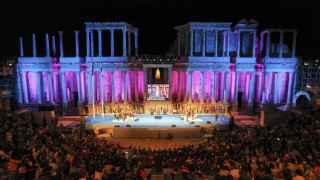 Festival Internacional de Teatro Clásico en Mérida.