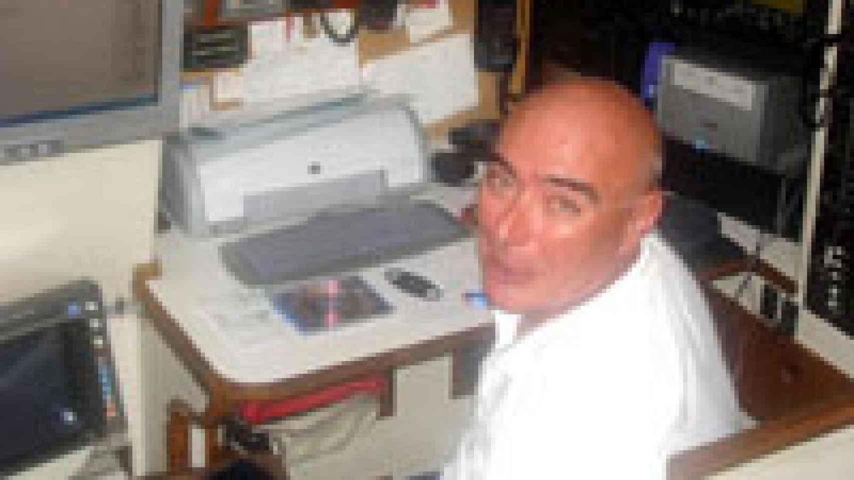 Alejandro Pérez Calzada.
