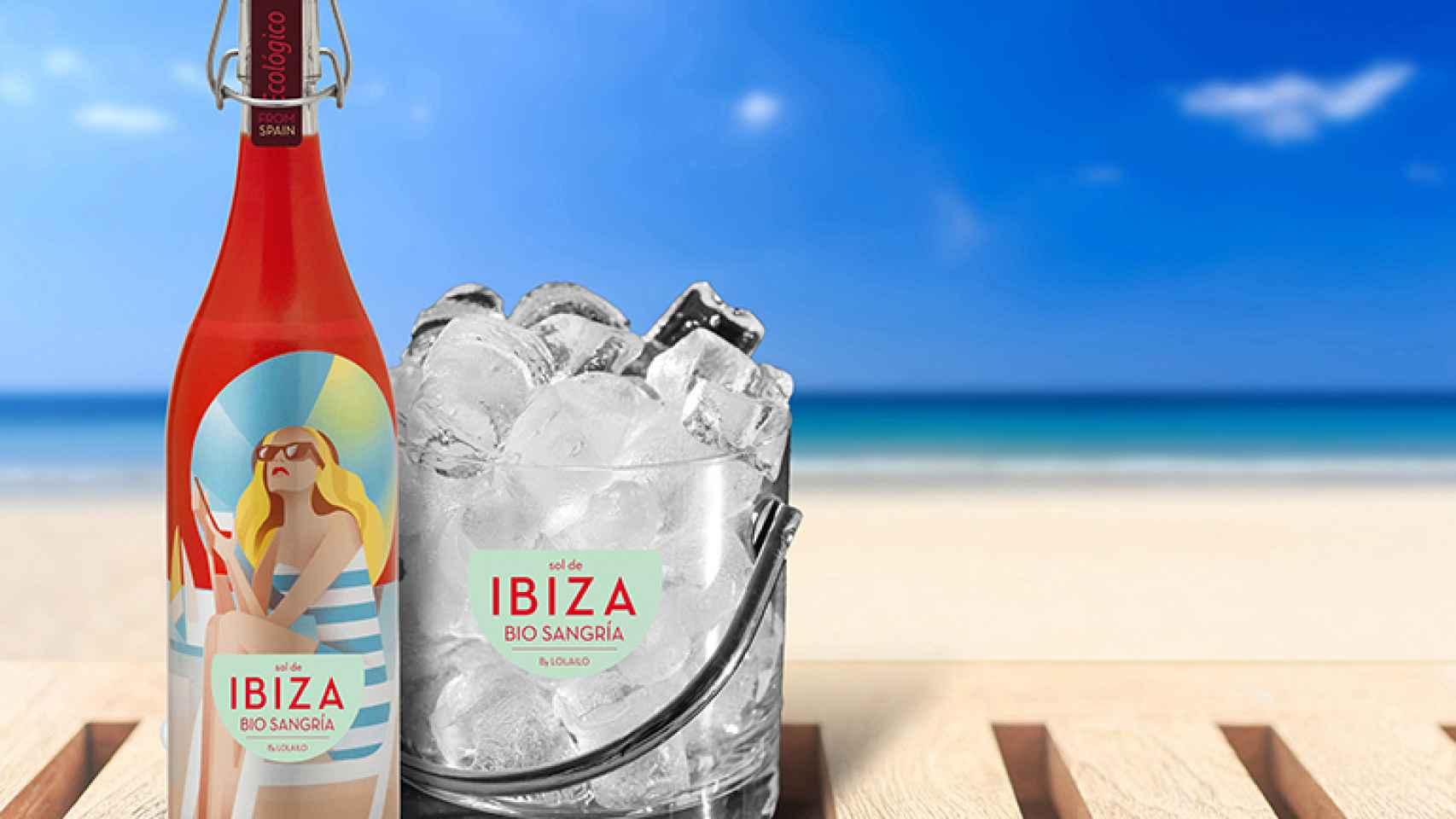 Es biológica y muy glamurosa, Sol de Ibiza.