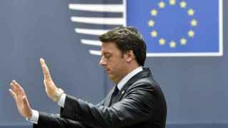 Renzi tiene un problema con la banca italiana.