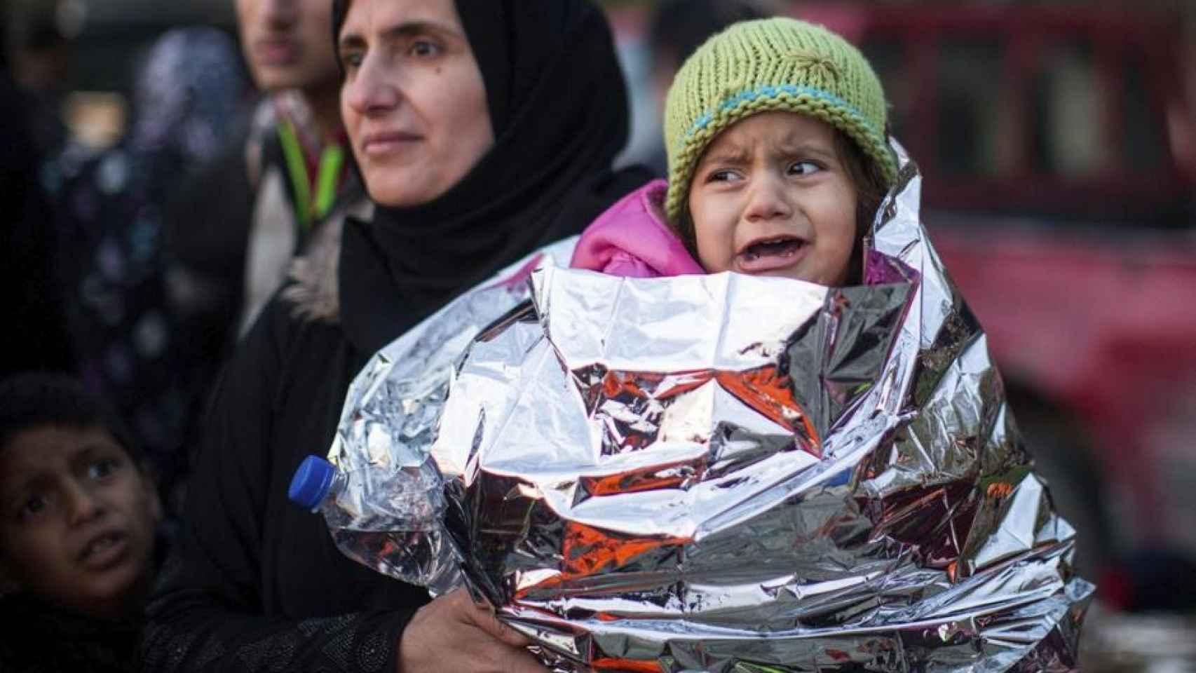 Bruselas quiere movilizar 1.400 millones más para los refugiados en Turquía