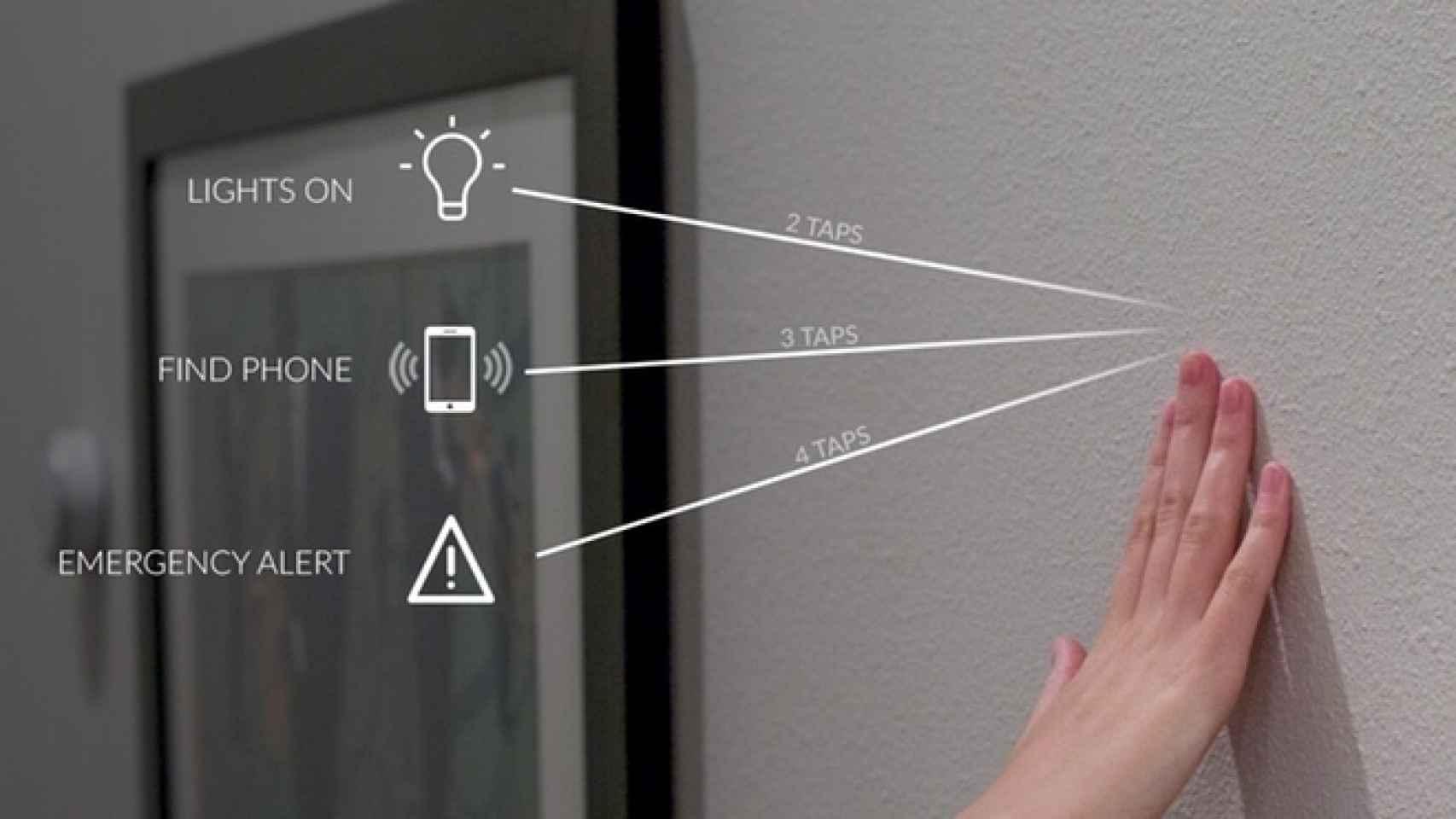 El asistente inteligente funciona a través de WiFi.
