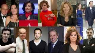 Los trece invitados que asistieron a la cena de bienvenida a la Primera Dama