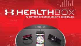 Under Armour Healthbox, el sistema de entrenamiento conectado más completo