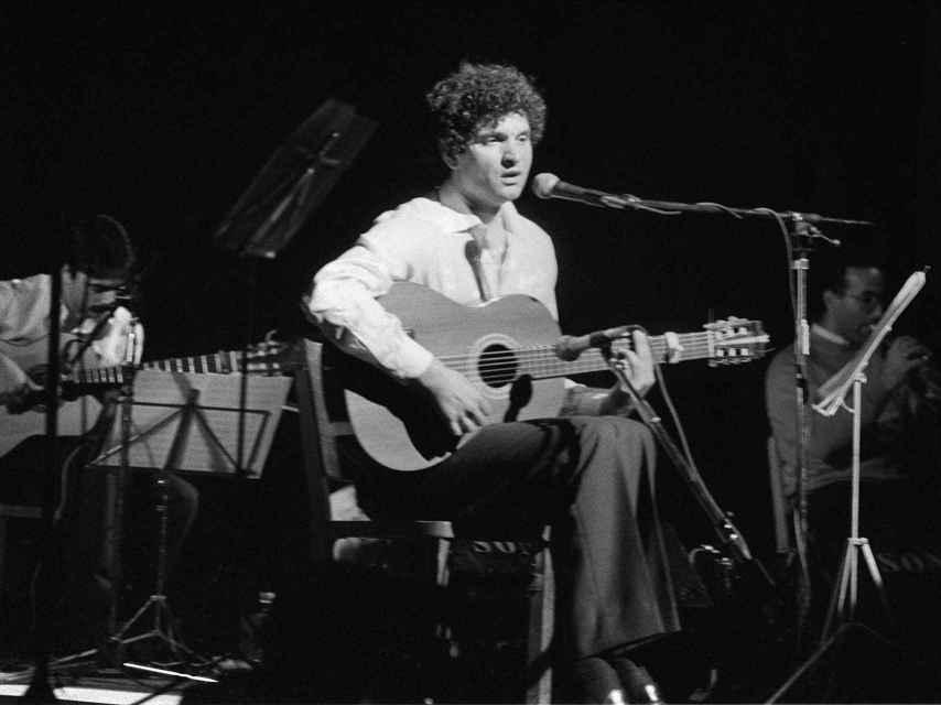 Carlos Cano compuso la canción en los inicios de su carrera