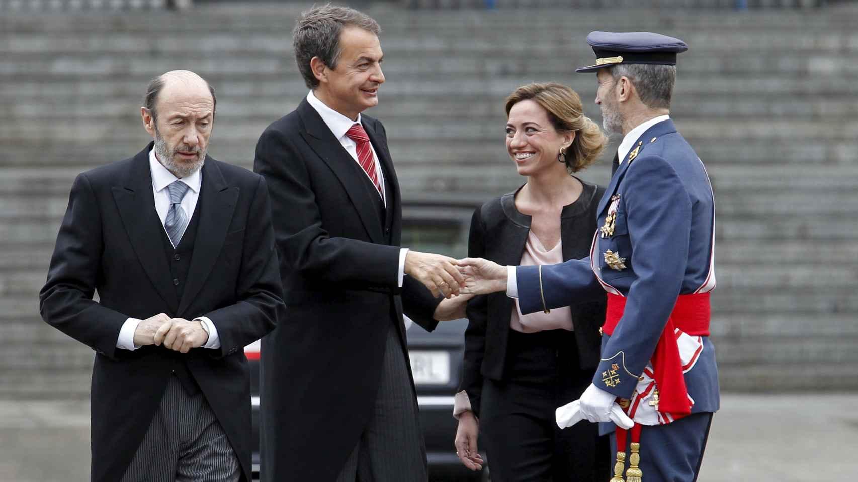 Julio Rodríguez fue nombrado JEMAD durante el mandato de Zapatero