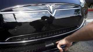 Imagen del radar frontal de un Tesla Modelo S, que ayuda al piloto automático. ¿Pudo haber fallado?