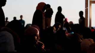 La OIM calcula que hay más de 264.000 migrantes y refugiados en Libia.