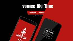 Vernee rebaja y sortea sus mejores móviles
