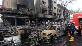 Coche bomba en Bagdad