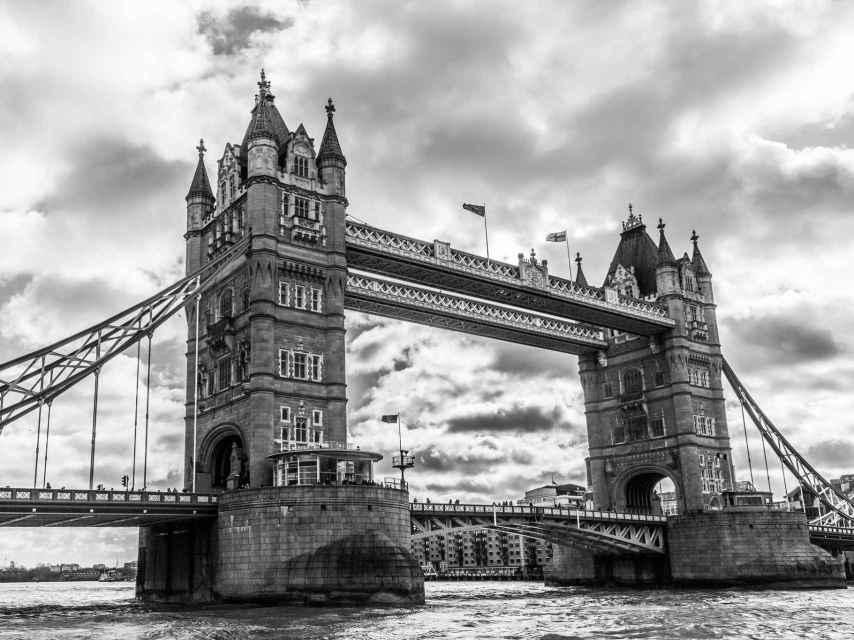Puente de la Torre, Londres/Davide D'Amico/ Flickr