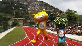 Mascotas de los Juegos Olímpicos y Paralímpicos de Río.