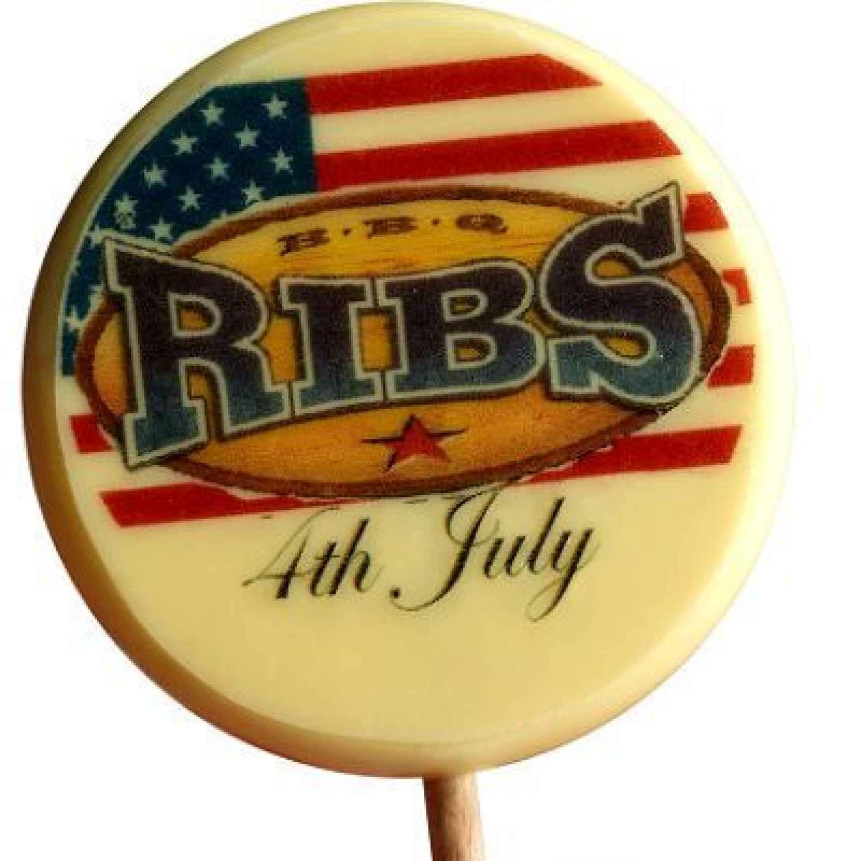 Para un día de la Independencia de lo más dulce.